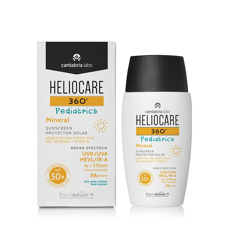 HelioCare  Pediatrics Mineral Sunscreen SPF 50+